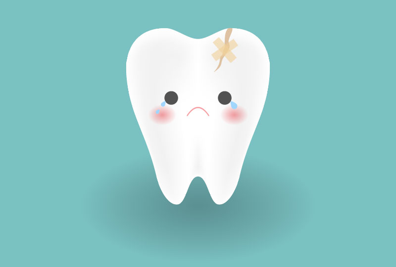 Quick, careful treatment is crucial for rescuing teeth in the event of dental trauma